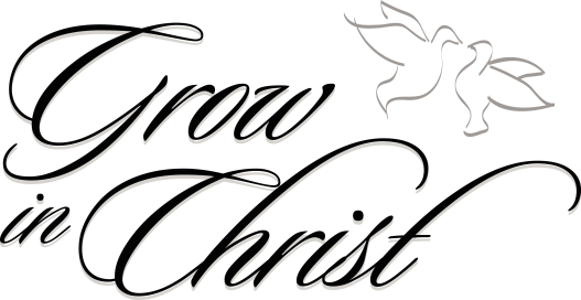 Grow in Christ