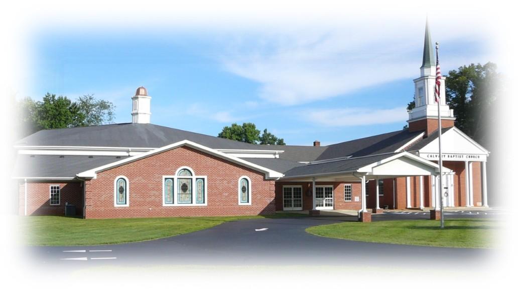 Calvary Baptist Church in Lovingston